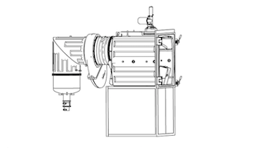 drawing of machine